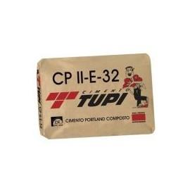 CIMENTO CPII E-32 25KG TUPI